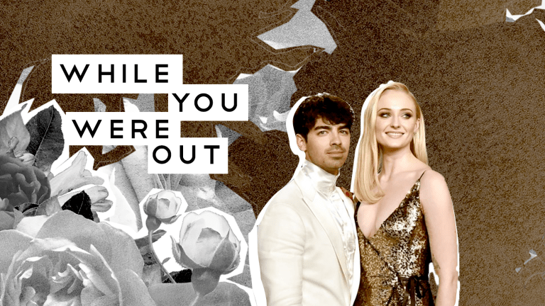 Sophie Turner and Joe Jonas are Expecting, and Other Notes from the Week