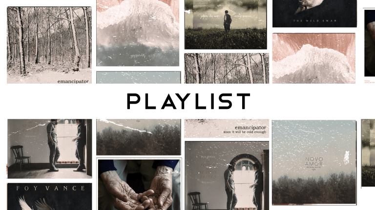 Playlist: Songs for a Snow Day