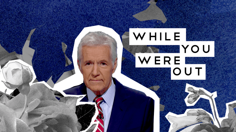Alex Trebek Shares a Health Update, and Other News from the Week