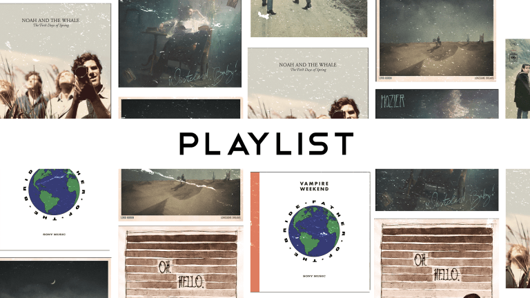 Blue Skies Are Coming: An Indie Spring Playlist