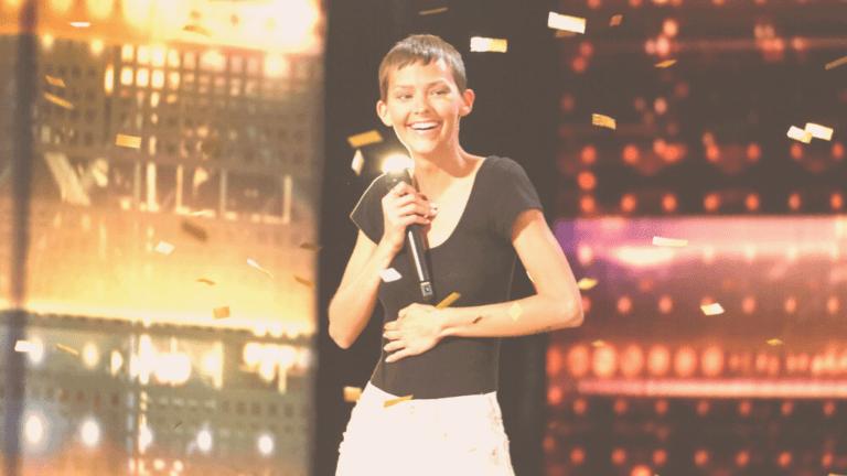 Nightbirde Stuns 'America's Got Talent' with Humble Anthem 'It's Okay'