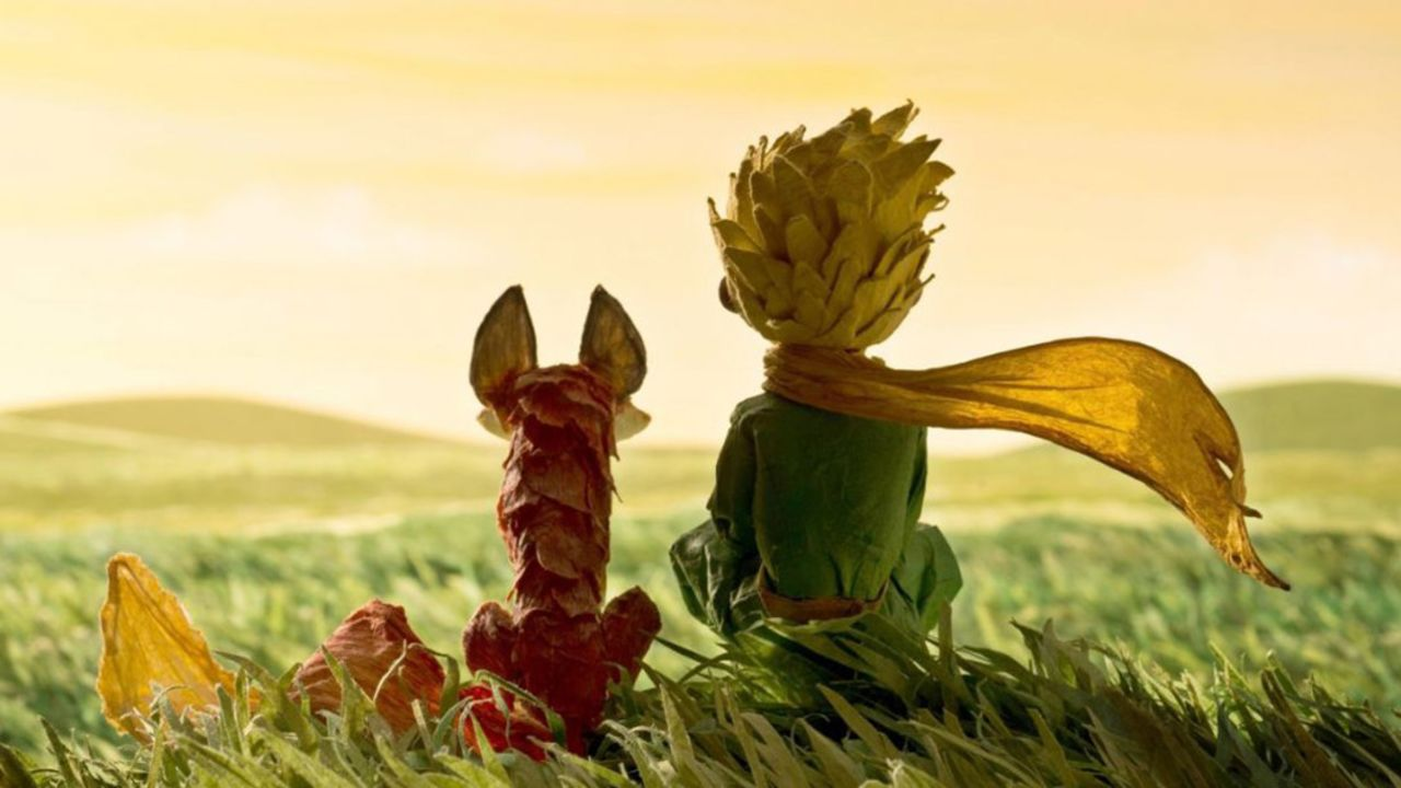 Image from the little prince