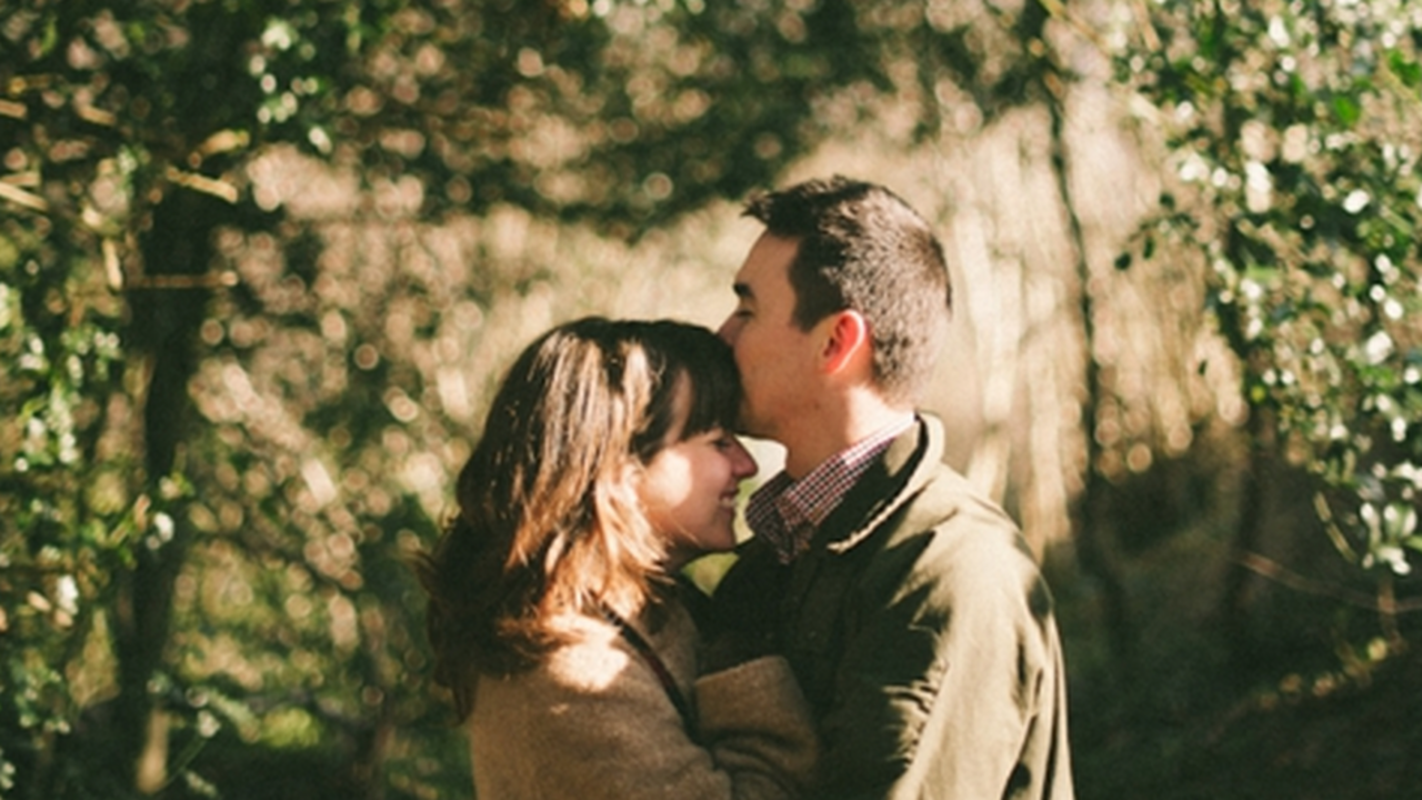 So  What Can You Really Tell from a First Kiss    Verily