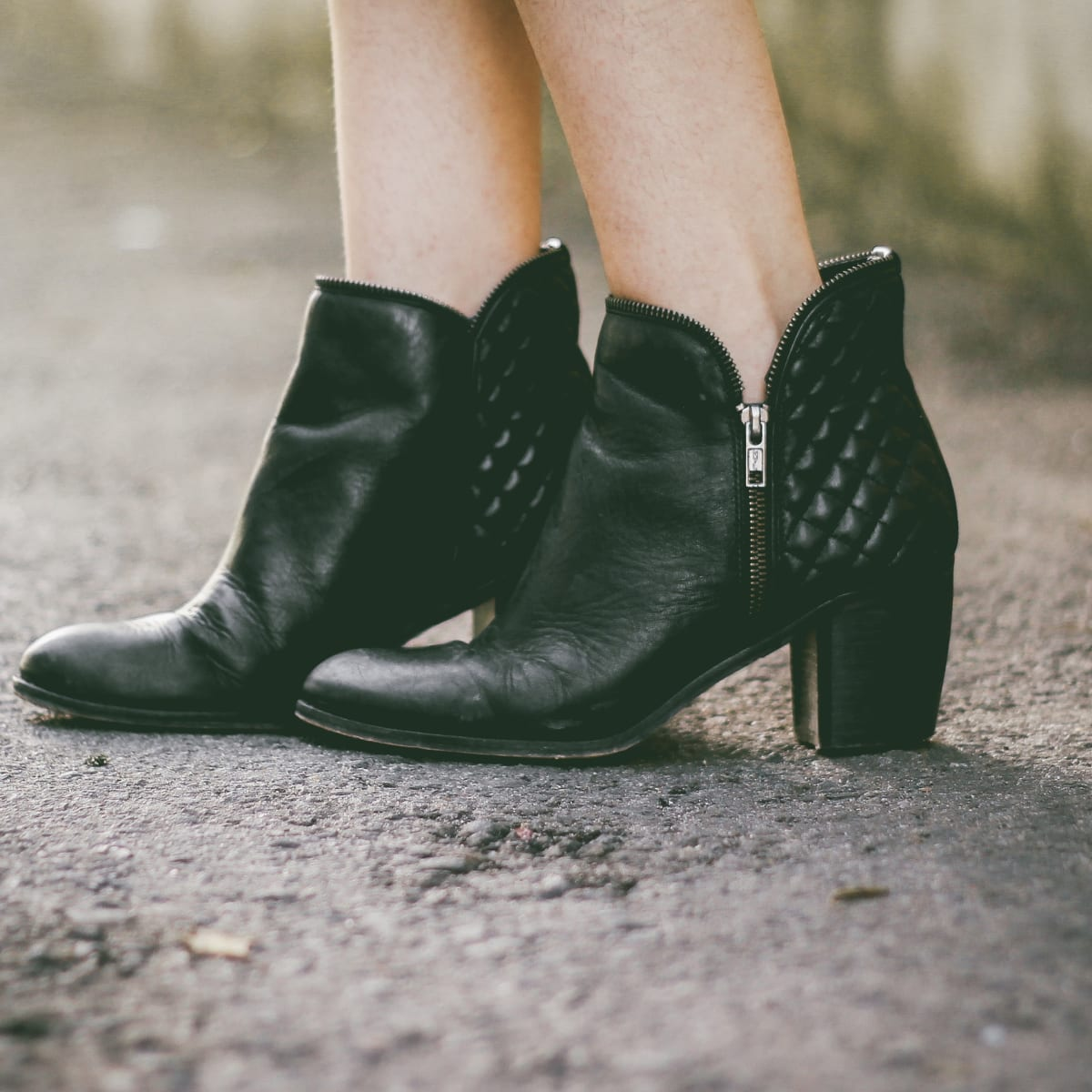 dressy ankle boots with heels