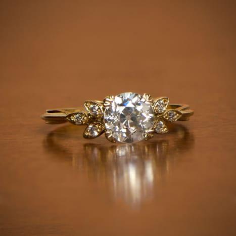 Estate Diamond Jewelry, $6,200