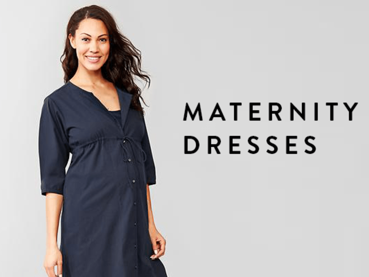 Maternity Dresses That Work After Pregnancy Too Verily
