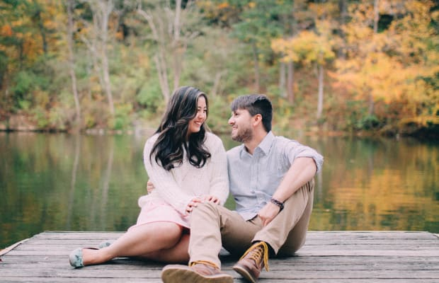 Why 'Great, Not Perfect' Is a Game-Changing Way to Think About Your Relationship