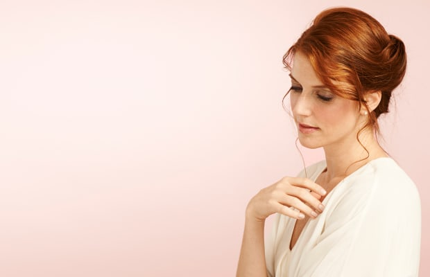 Think You Can't Do a French Twist? These 4 Easy Steps Will Prove You Can