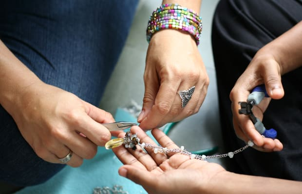 The Gorgeous Gift Idea That Empowers Survivors of Trafficking