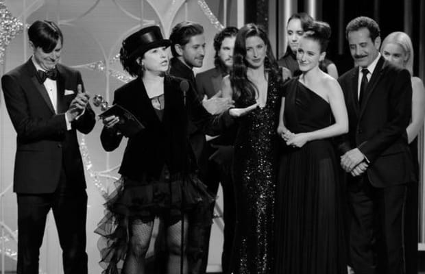 Here's What You Missed From Last Night's Outspoken Golden Globes