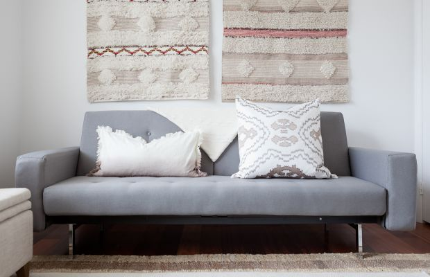 Design by Haley Weidenbaum for Homepolish // Photo by Amy Bartlam for Homepolish