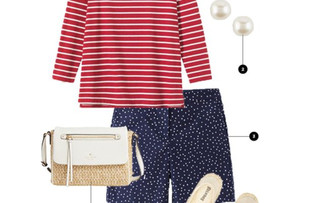 1. Toast, $71 / 2. Ann Taylor, $28 / 3. Boden, $68 / 4. Nordstrom, $178 / 5. Soludos, $75