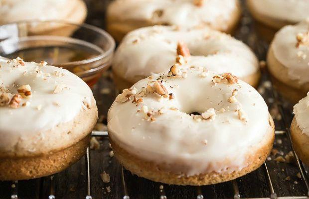 donut recipe, national donut day