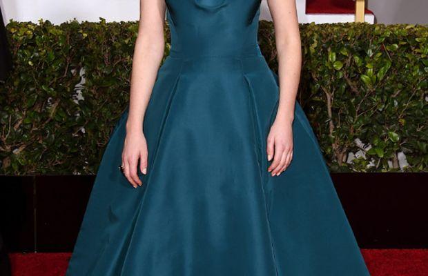 Felicity Jones in Christian Dior