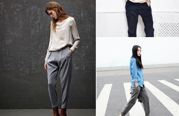 trousers-set