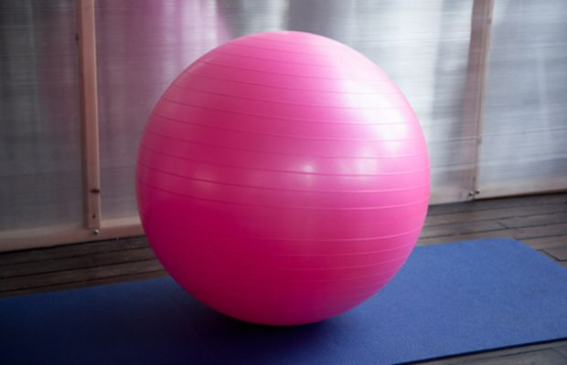 fitness, stability ball