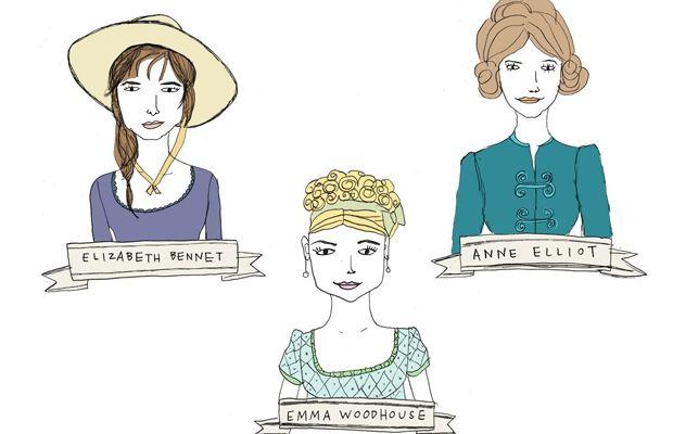 Illustration by Alessandra Olanow