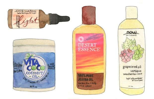 cleansing facial oil skin type issues acne oily sensitive combination dry beauty clear skin skincare
