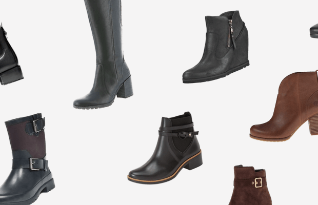 18 Stylish Boots That Can Survive the Winter Elements