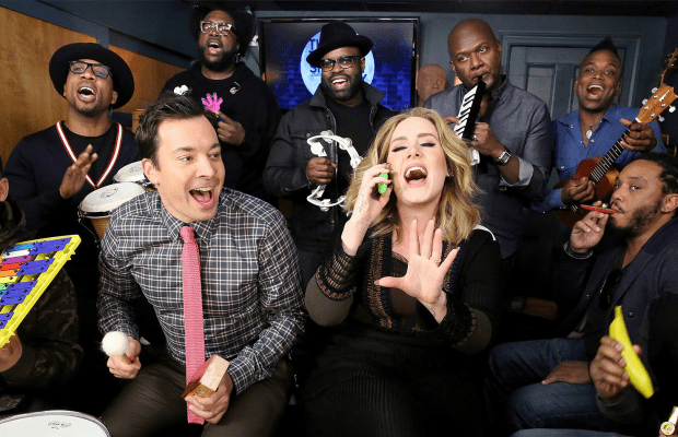 These Hilarious Videos Featuring Adele Totally Made Our Week