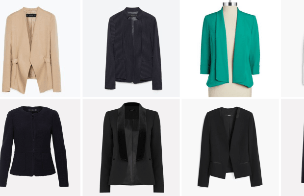 Find the Best Blazer for Your Body Shape