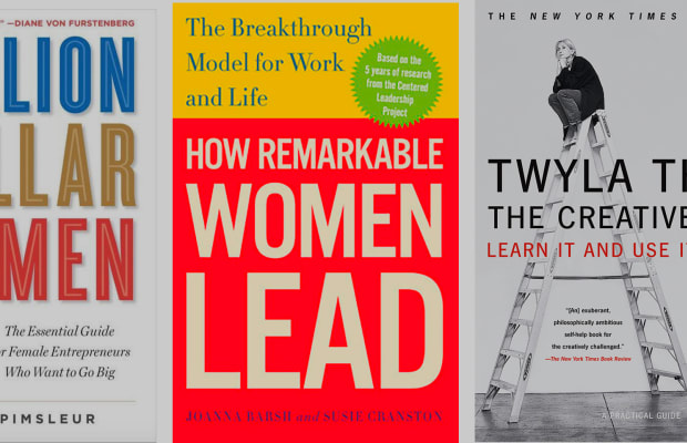 7 Female Leaders Share the Books That Transformed Their Careers