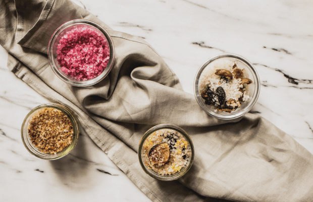 4 DIY Infused Salt Recipes for the Holidays