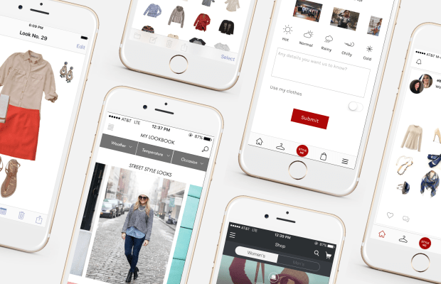 These Clever Apps Will Help You Achieve All Your Wardrobe #Goals