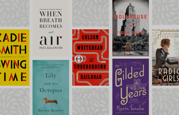 10 Great Books from 2016 That You Might Have Missed