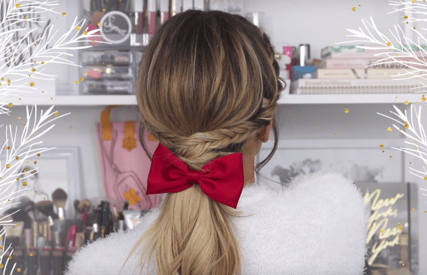 Forget Buying a New Outfit—Try These 7 Holiday Updos That Will Upgrade Your Look