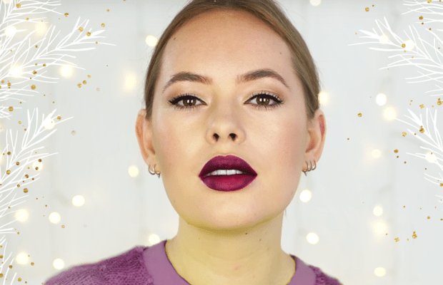 Holiday Makeup Tutorials That Will Dress Up Any Outfit