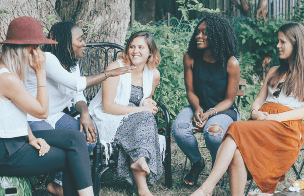 Having a Sisterhood Is More Important Now Than Ever—and Research Proves It