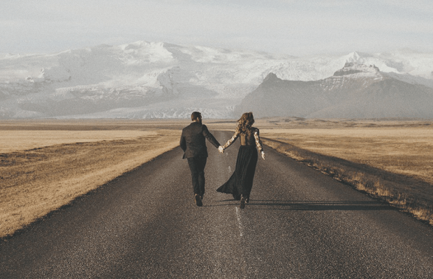 We Took Our Honeymoon—and Didn't Come Back for a Year