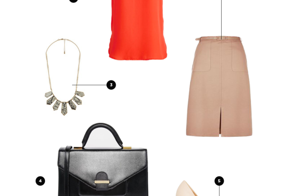 1. New Look, $30/ 2. ModCloth, $21 / 3. Charlotte Russe, $6/ 4. Asos, $231/ 5. Asos, $70