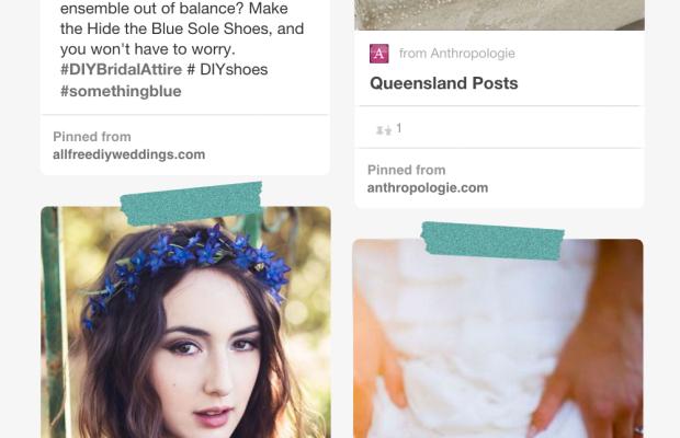 1. Pinterest DIY / 2. Anthropologie, $38 / 3. Serenity Crystal, $34/ 4. Wedding Party