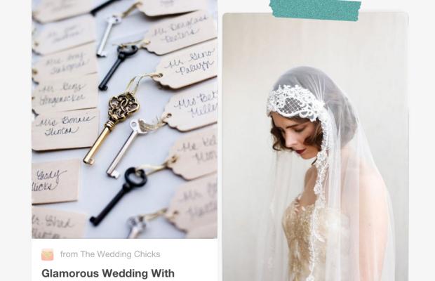 Images via: The Copper Canary / Chic Vintage Brides/Wedding Chicks / Agnes Hart / Wedding Sparrow