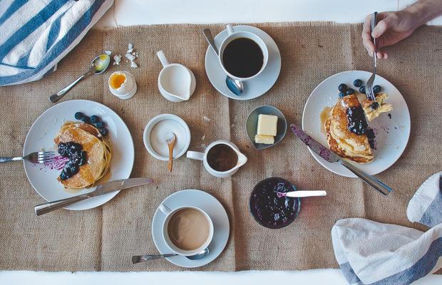 pancake recipe, breakfast idea
