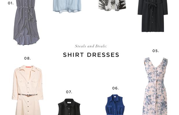 shirt-dresses-moodboard
