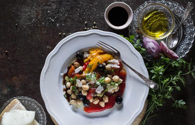 salad recipe, recipe, healthy eating