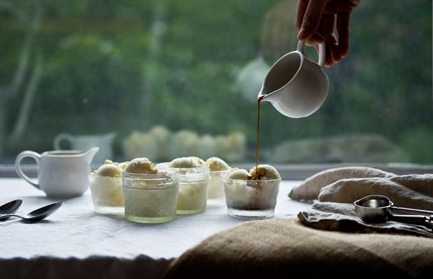 dessert recipe, affogato