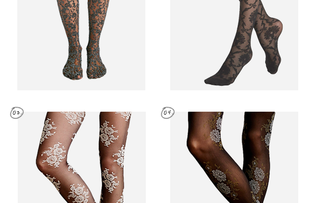 tights-embroidered