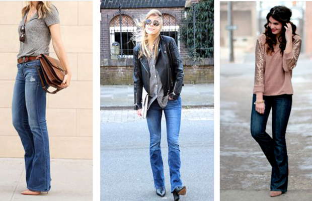 narrow-hips-flare-jeans