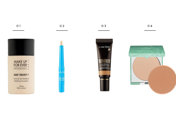 heatproof waterproof summer makeup tips beauty