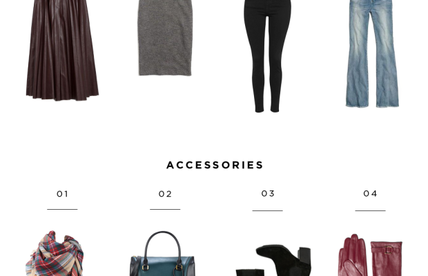 fall style how to make a capsule wardrobe outfit inspiration fashion tips