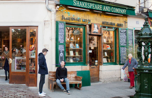 Shakespeare & Co., we hope our paths croissant someday.