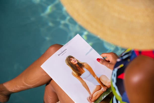 Elegance Meets Support In This New Swimwear Line Verily