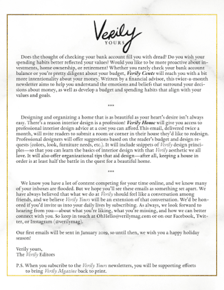 Verily Yours Letterpage 2