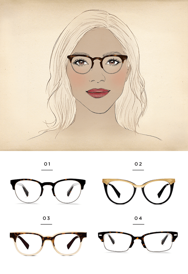 Astounding The Best Glasses For All Face Shapes Verily Schematic Wiring Diagrams Amerangerunnerswayorg