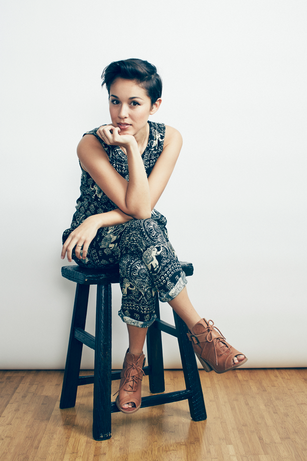 Music: YouTube Artist Kina Grannis is in Her Element