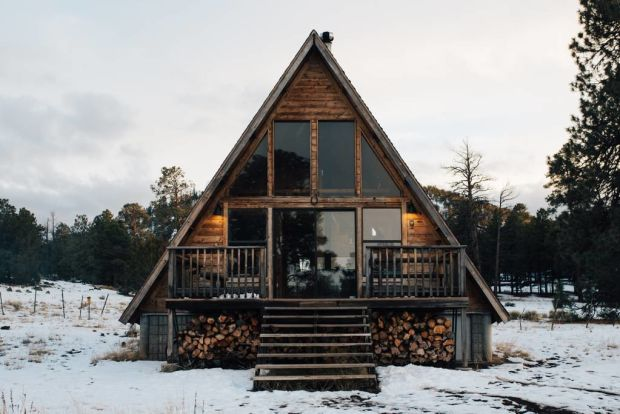 The Best Airbnb Fall And Winter Cabin Rentals In The U S